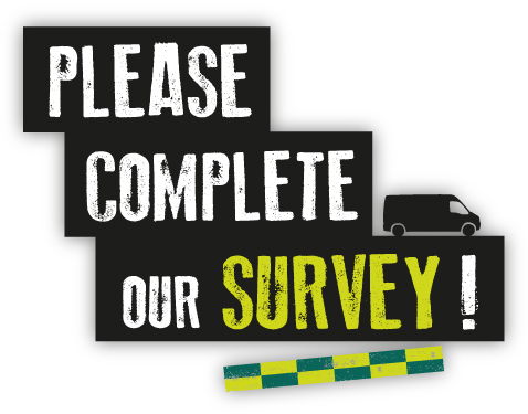 Please complete our survey:
