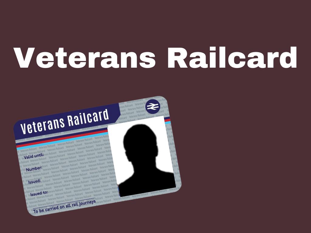 Veterans Railcard