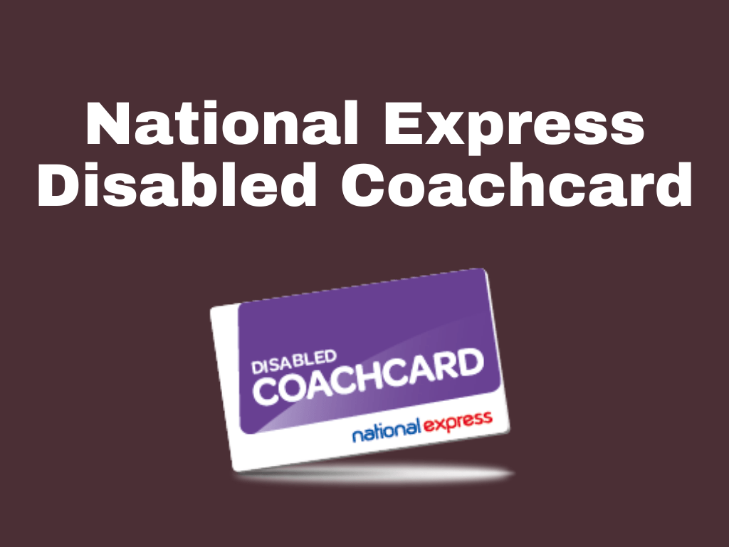 National Express Disabled Coachcard