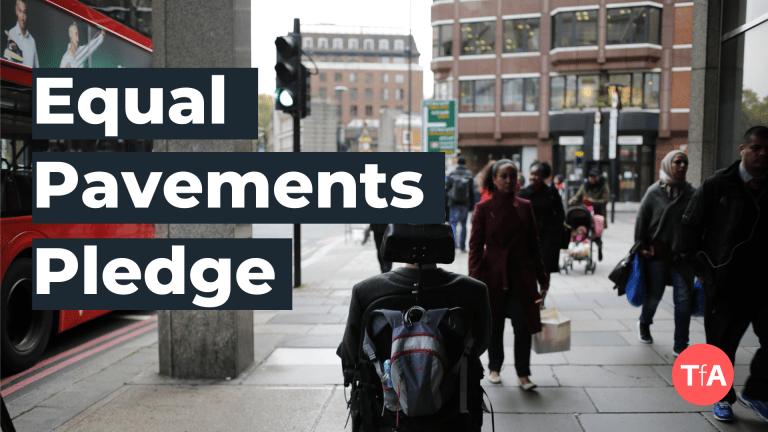 Equal Pavements Pledge